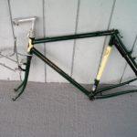 Paneled Stevenson Frame and Fork