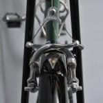 Alan Woods Club Bike- Brake Bridge Detail (Photo Courtesy of Alan Woods)