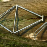 Stevenson Custom Bicycle Frame