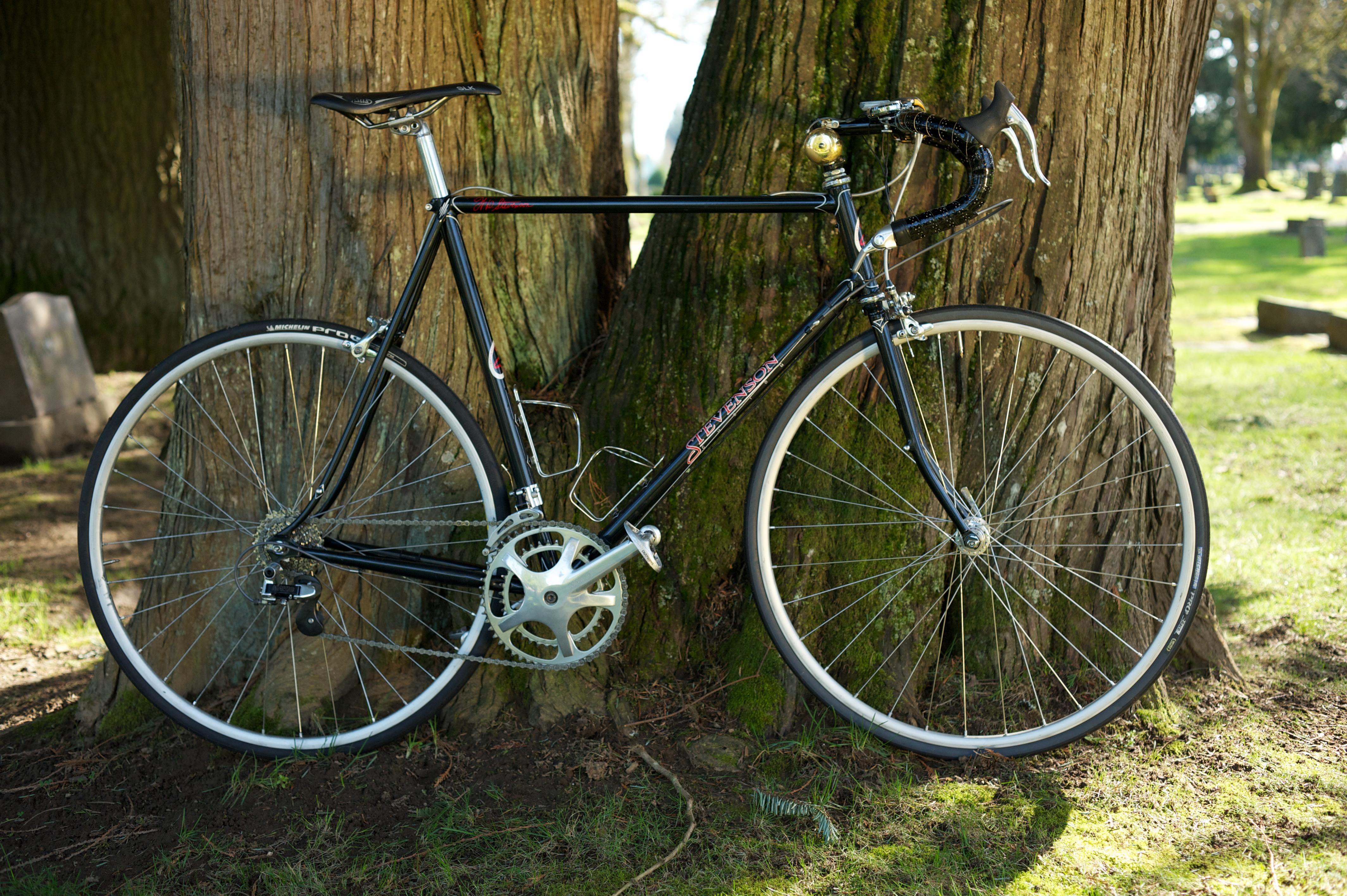 Stevenson Custom Bicycles Cycle Sportive Bike