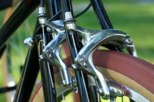 Stevenson Custom Bicycles Tricycle Dual Front Brake