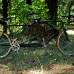Stevenson Custom Bicycles Tandem
