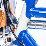 Scott Smith Rando Bike Head Tube Detail (Photo Courtesy of Paul Reynolds)