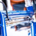Scott Smith Rando Bike Top Tube/Pump Detail (Photo Courtesy of Paul Reynolds)