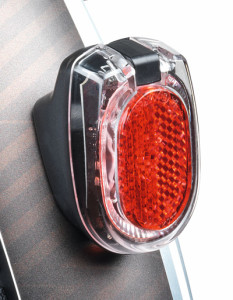 Busch and Muller Secula Fender Mounted Taillight