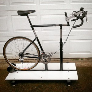 Our Custom Sizing Bike