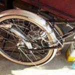 Rinko Randoneering bike arranged in Rinko style